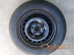 "čelična felna 15"" za VW"